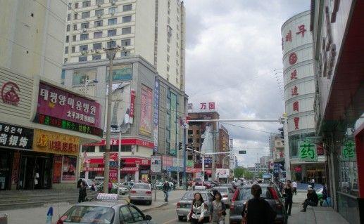 Улица Хуньчуня фото