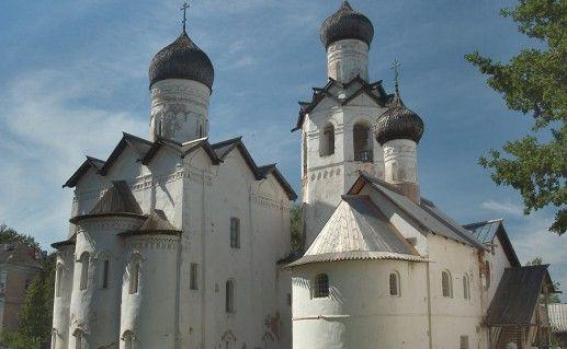 Спасо-Преображенский монастырь фото
