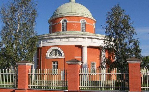 православная церковь Петра и Павла в Хамине фотография