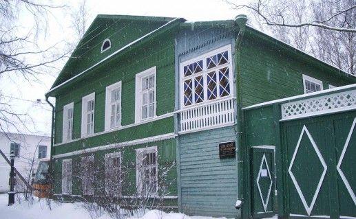 Фотография дома-музея Достоевского