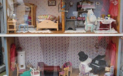 музей игрушек в Порвоо фотография