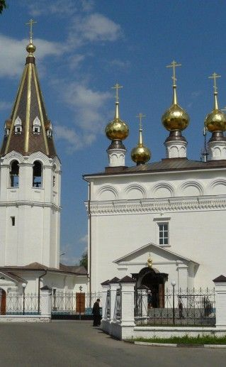 фотография Феодоровского монастыря в Городце