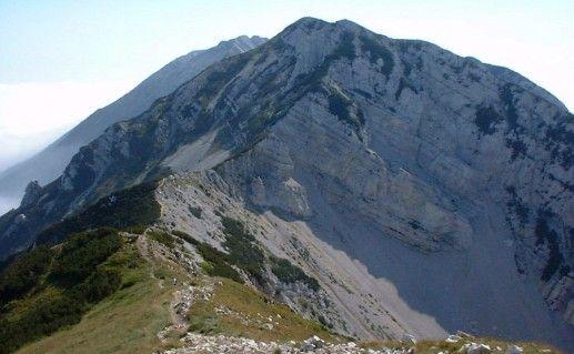 фото горы Бальдо в Мальчезине