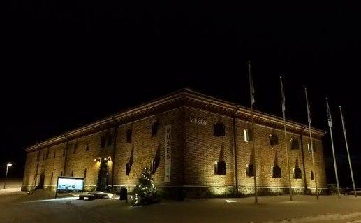 фотография краеведческого музея Савонлинны