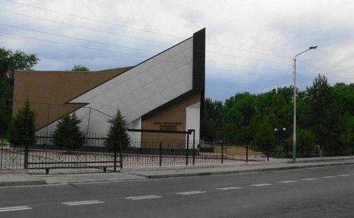 здание музея жертв политических репрессий в Шымкенте фото
