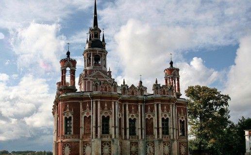 Новый Никольский собор в Можайске фото