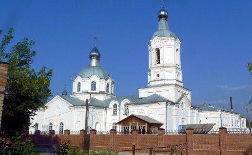 фотография вида на верхотурский свято-покровский монастырь