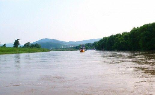 Фото реки  Туманган