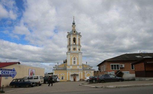 Фото Свято-Никольской церкви