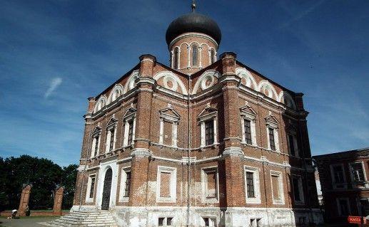 фотография волоколамского кремля