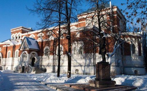 Георгиевский собор в Гусь-Хрустальном фотография