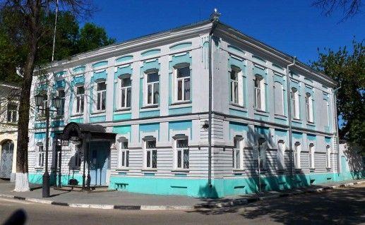фотография здания городецкого краеведческого музея
