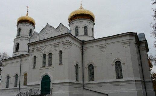 фотография Богоявленского собора в Вышнем Волочке