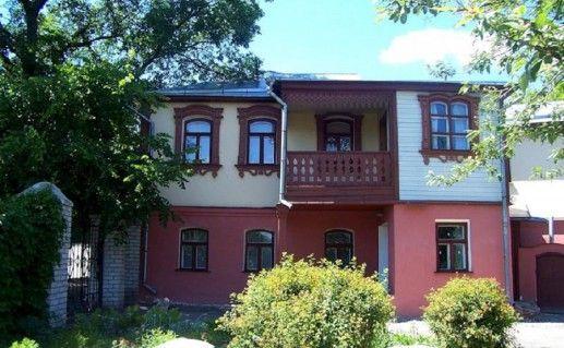 фотография воронежского дома-музея Дурова
