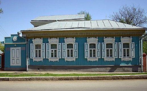фото дома-музея Худайбердина в Уфе