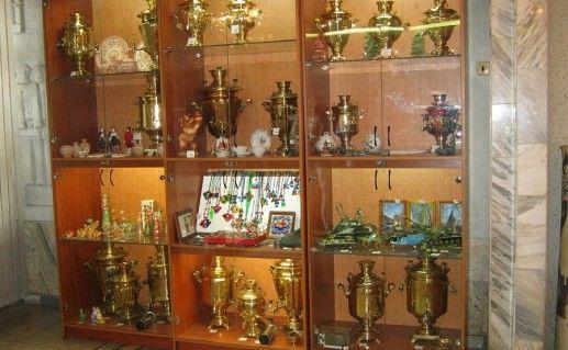 музей Тульских самоваров фото