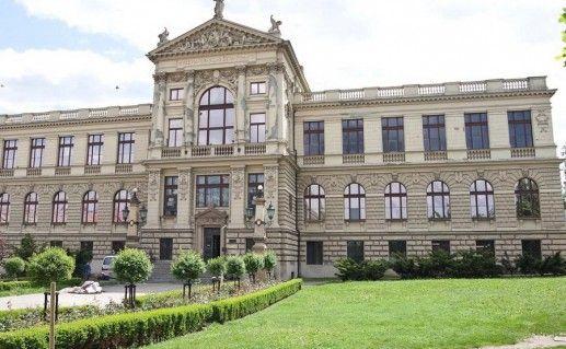 национальный исторический музей Праги фото