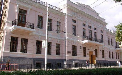 фотография краеведческого музея Волгограда