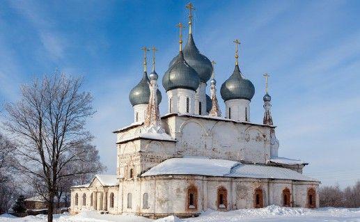 фото тутаевского Крестовоздвиженского собора