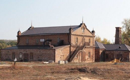фото мельничного комплекса в Ростовской области