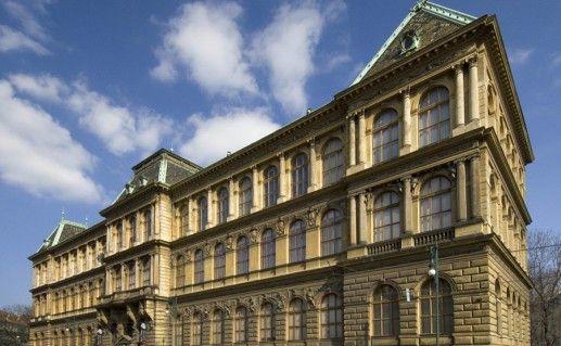Пражский музей декоративно-прикладного искусства фотография