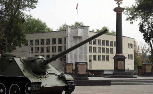 фотография музея-диорамы в Воронеже