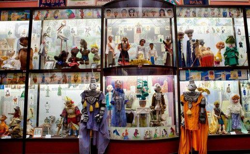 харьковский музей театральных кукол фотография
