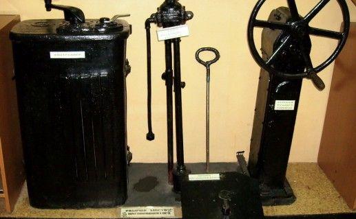фотография музея ТТУ в Самаре