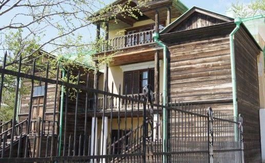 саратовский музей Чернышевского фото