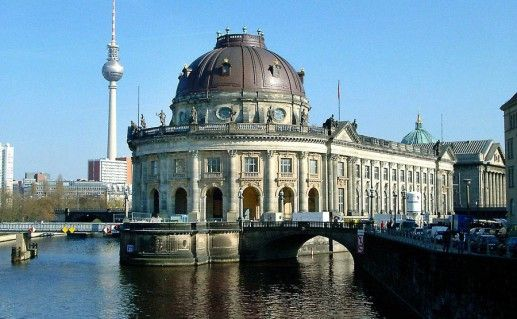музейный остров в Берлине фотография