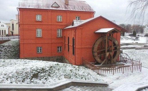 фото Оршанского млына