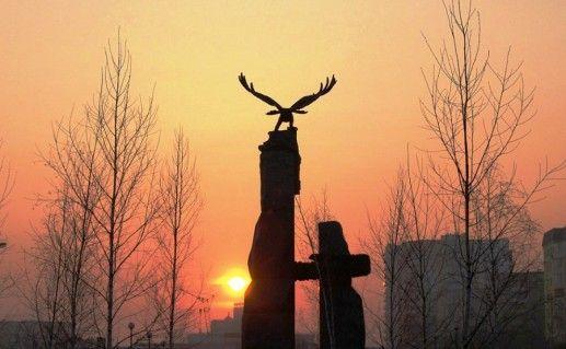челябинский памятник Доблестным сынам отечества фото