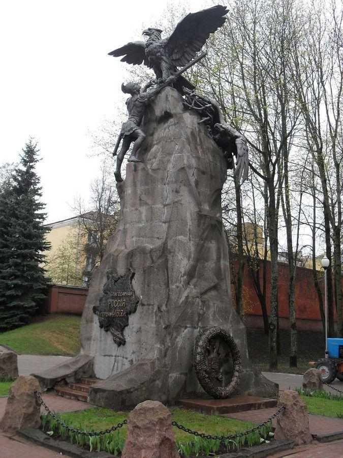 Памятники смоленска фото и описание 2018 года памятник кошке в нижнем новгороде фото