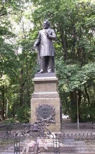 Смоленский памятник Глинке фото