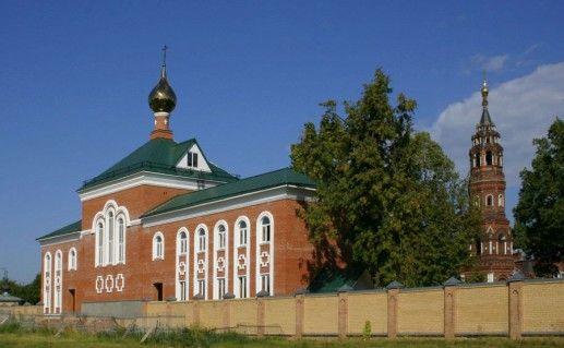 павлопосадский мужской монастырь фотография