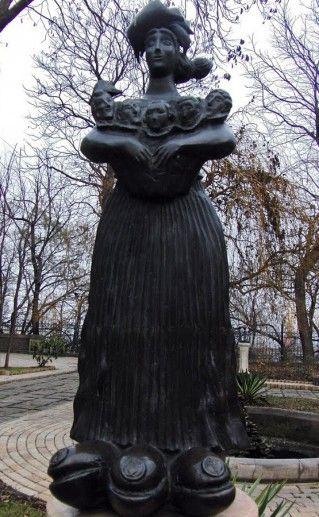 композиция Одессе-маме фото