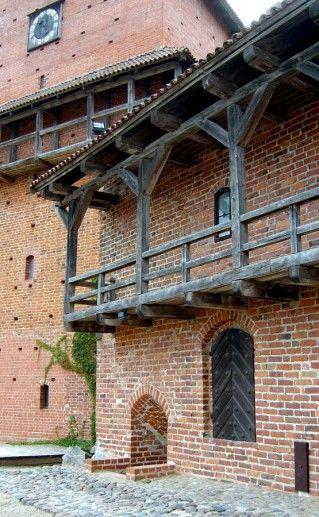 фотография Турайдского замка в Сигулде