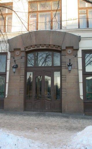 фото входа в Музей театральных кукол