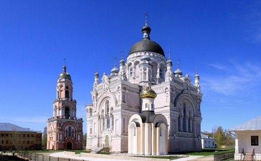 вышневолоцкий Казанский женский монастырь фото