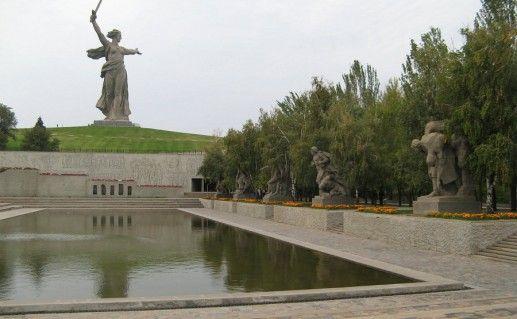 волгоградская Площадь героев фотография