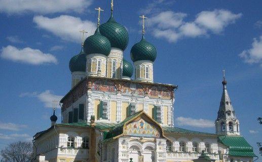 фото тутаевского Воскресенского собора