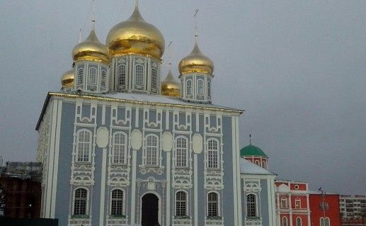 фото музея Тульский Кремль