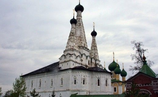 Алексеевский женский монастырь в Угличе фотография