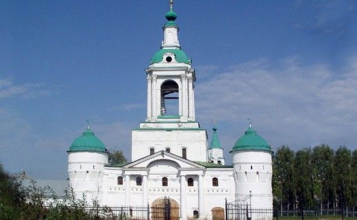 фотография Богоявленского Авраамиевого монастыря Ростов