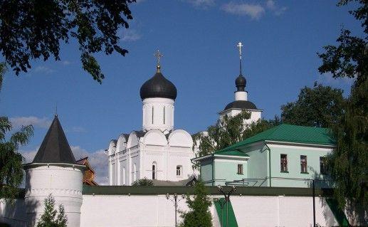 фотография дмитровского Борисоглебского монастыря