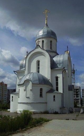 фотография храма Александра Невского в Воронеже