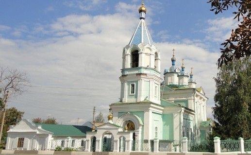 старооскольская церковь Илии Пророка фотография