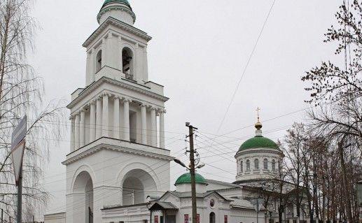 ржевская Оковецкая церковь фото
