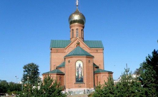 фотография челябинского храма Василия Великого