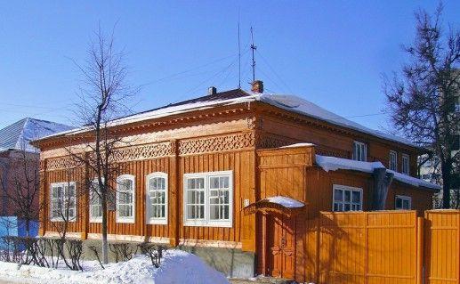 музей имени Горького в Арзамасе фотография